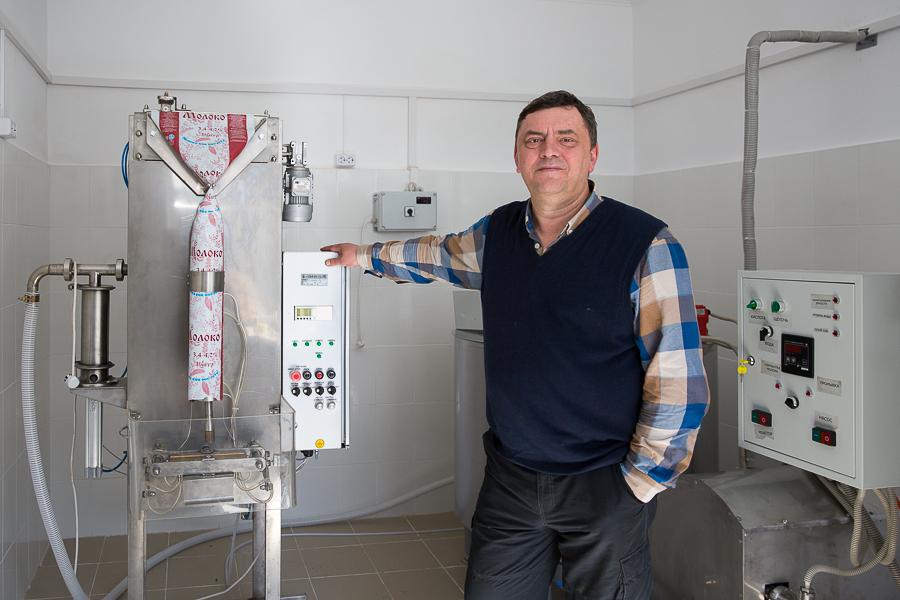 Инженер-изобретать, житель Нижегородской области Сергей Сидоров