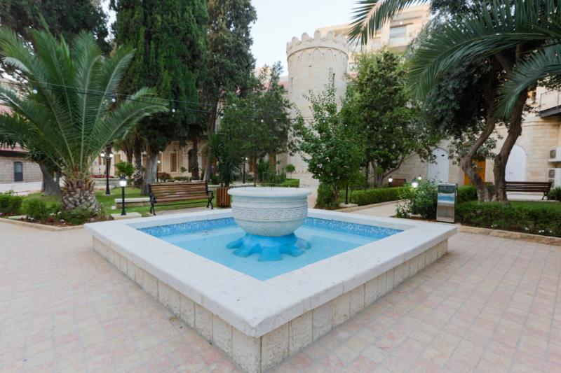 В Иерусалиме после реставрации открыт уникальный объект - Сергиевское подворь