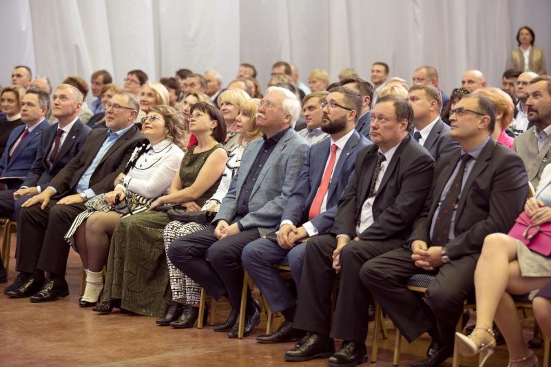 10 июня 2018 года созданная Игорем Ашурбейли группа компаний «Социум» отпраздновала 30-летие
