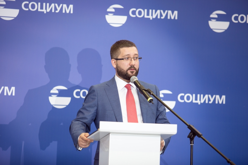 Руслан Ашурбейли, генеральный директор АО